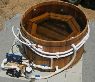 Red Cedar Hottubs Hot Tub Options